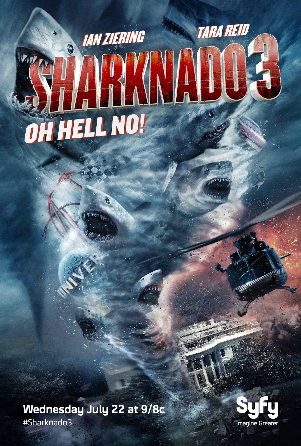 Sharknado Hell No! (2015)